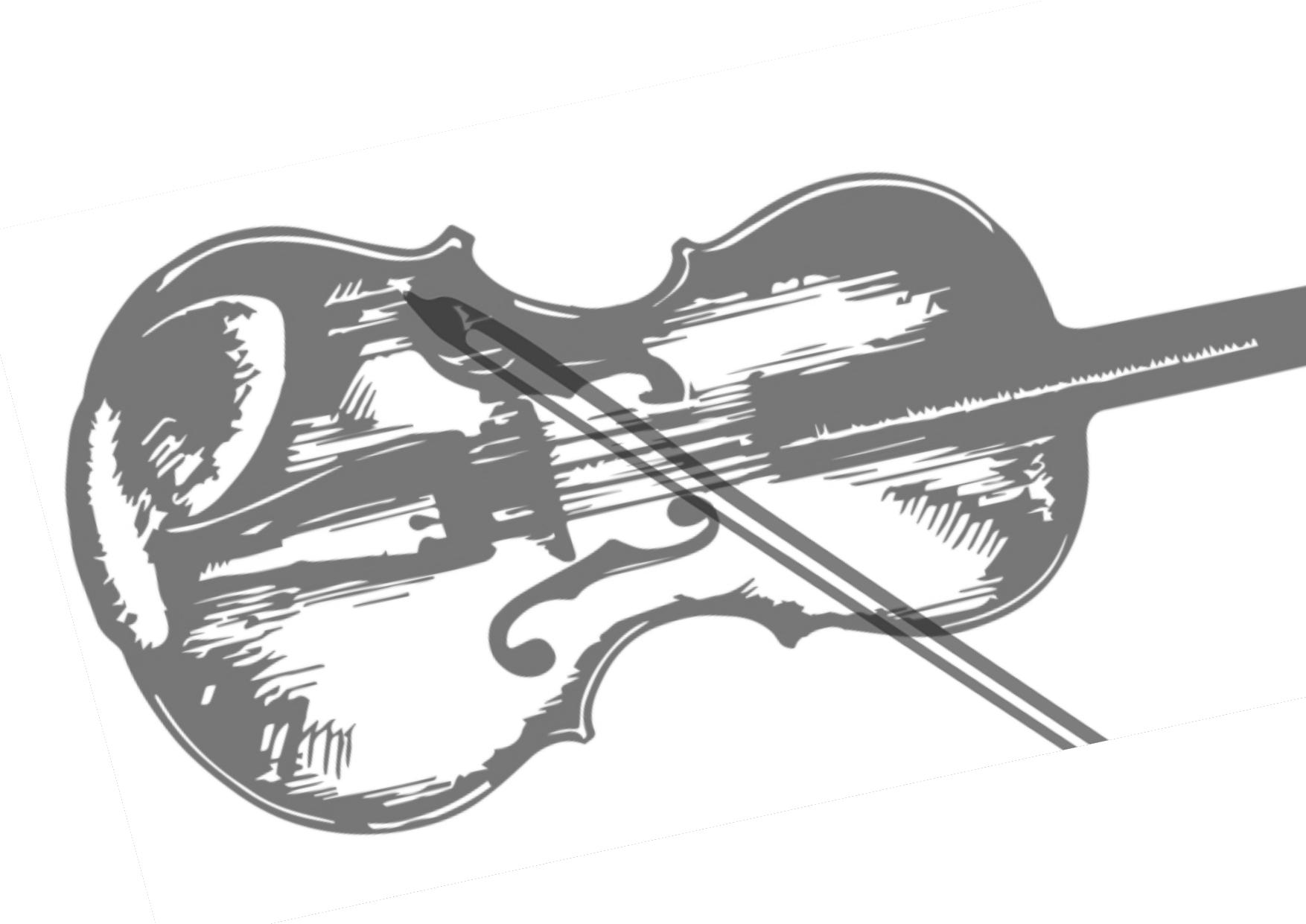 Violino popolare mon amour